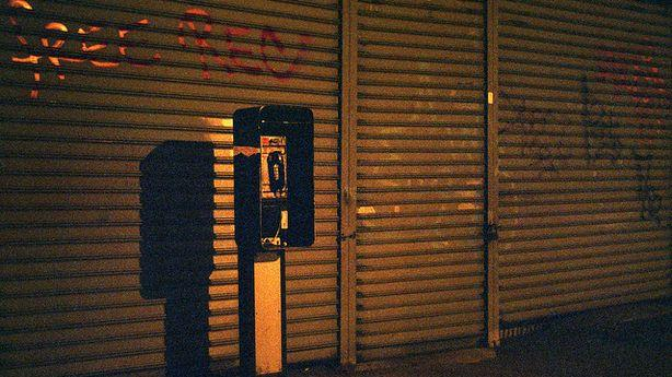 The Brief Renaissance of the Pay Phone