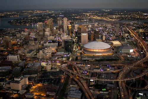 Lists: NOLA Ranks in Top Ten Best Places to Live; We're Number Six!
