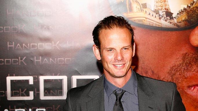 Hancock Paris Premiere 2008 Peter Berg