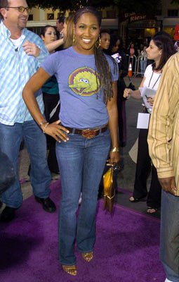 Terri J. Vaughn at the L.A. premiere of MGM's Soul Plane