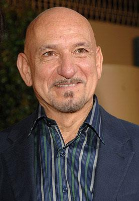 Ben Kingsley at the Los Angeles premiere of DreamWorks Pictures' Things We Lost in the Fire