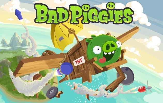 Bad Piggies title