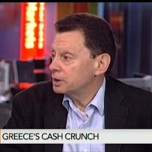 We Are Approaching a Decisive Point With Greece: Brown
