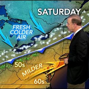KDKA-TV Evening Forecast (3/7)