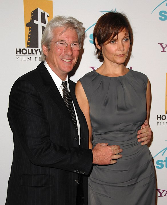 Hollywood Film Festival Awards 2007 Richard Gere Cary Lowell