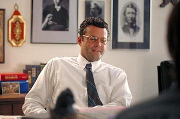 Vince Vaughn in Sony Pictures Classics' Thumbsucker