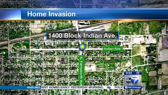 Police: Robbers broke into wrong home in Aurora Township, tried again