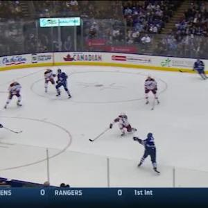 Mike Smith Save on Cody Franson (13:20/1st)