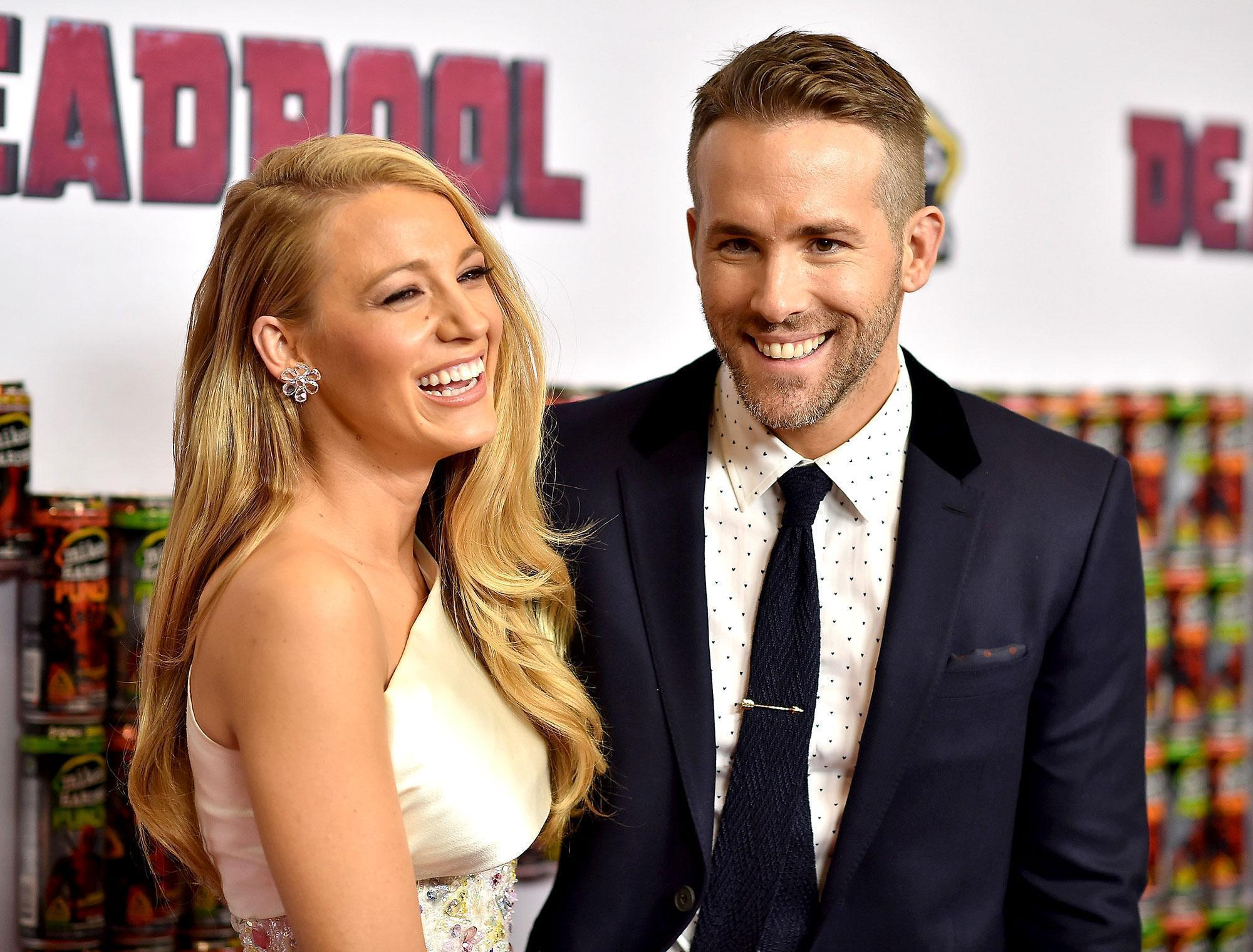 Blake Lively, Ryan Reynolds Hit Red Carpet for First Time Since Becoming Parents