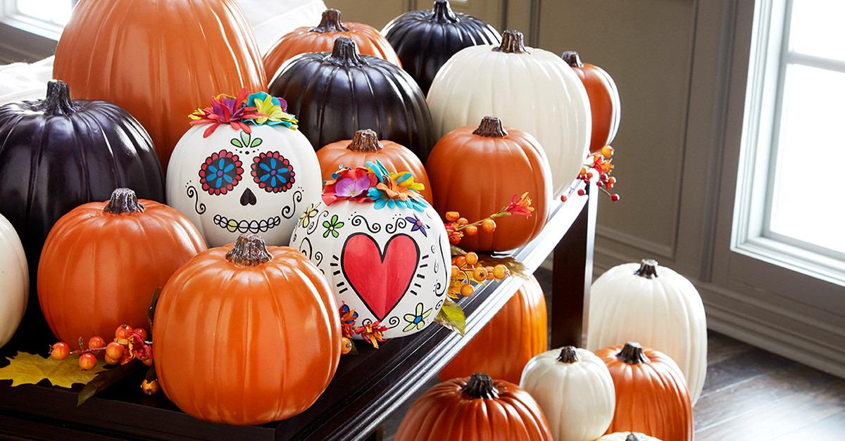 Pick Up Pumpkins & Save!