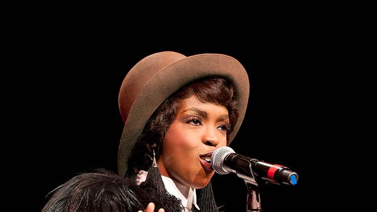 Lauryn Hill Rock And Roll Hall Of Fame