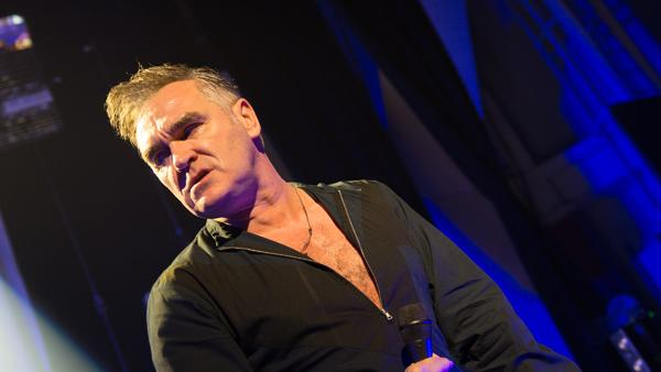 Morrissey Hospitalized in Michigan