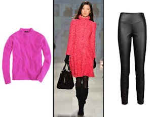 Fashion Q &amp;amp; A: How to Bring Colour Into Your Winter Wardrobe