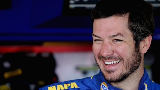 Truex past Texas, ready for Kansas