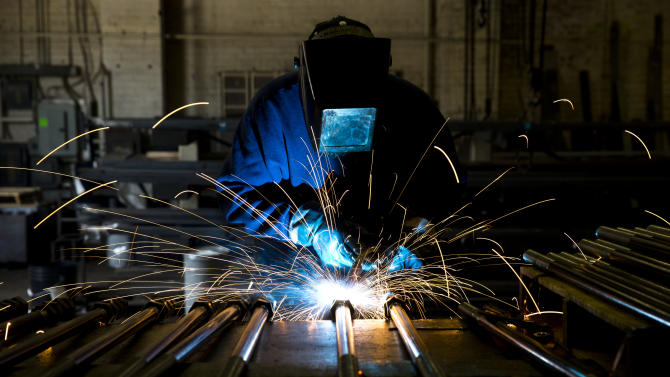 US manufacturing expands again in July