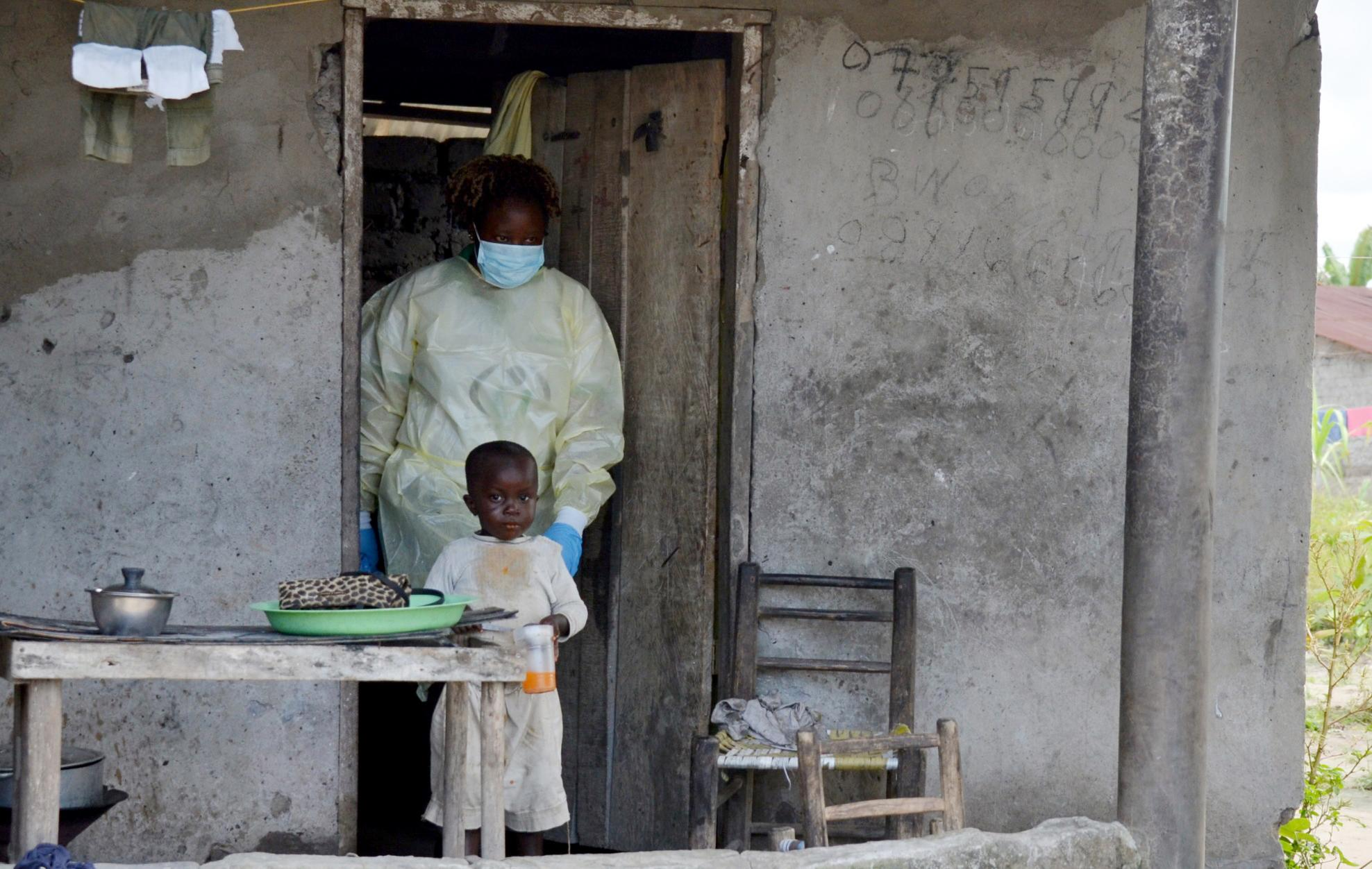 In Liberia, Ebola steals Christmas