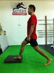 knee rehab exercise singapore