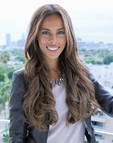 The Saturdays&#39; Rochelle Humes Is Pregnant!
