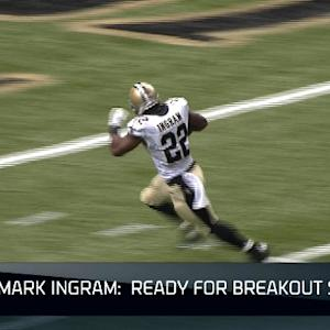 Mark Ingram: Ready for breakout season