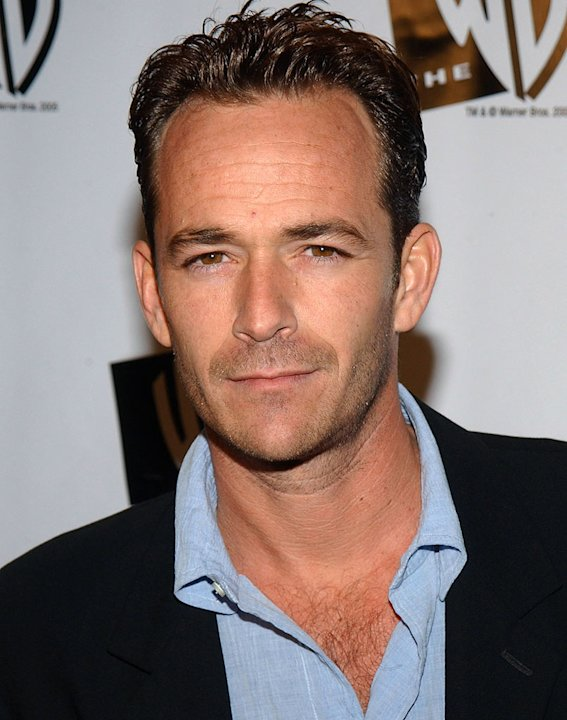Luke Perry at The WB Television Network's 2005 All Star Party on January 22, 2005