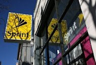 File photo of a Sprint store in San Francisco, California. Japanese mobile carrier Softbank is eyeing a monster $25 billion buy-in to the US telecom market including the takeover of Sprint Nextel in what could be among Japan Inc.'s biggest-ever overseas deals
