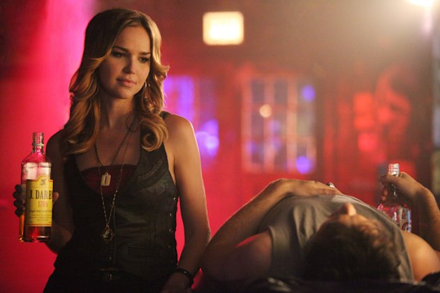 &quot;Because the Night&quot; -- Arielle Kebbel as Lexi and Ian Somerhalder as Damon