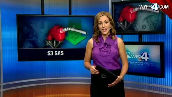 Gas Prices Drop to $3.00 a gallon