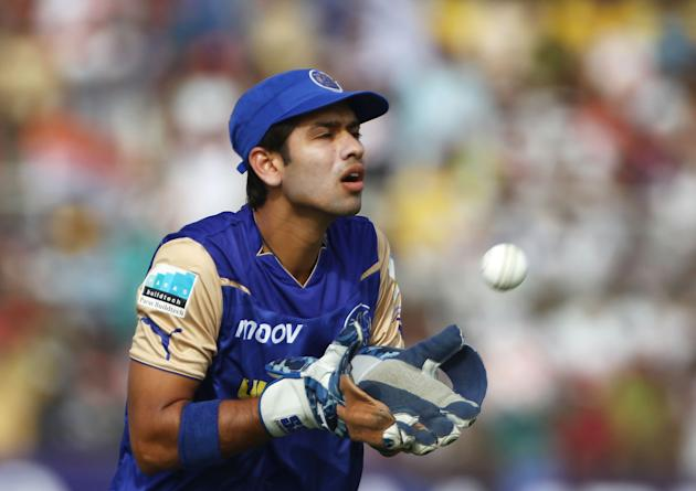 Rajasthan Royals vs Kings XI Punjab - IPL