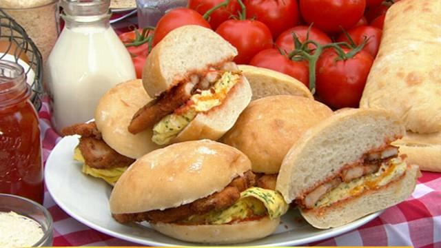 Who Will Win the Coveted Title of 'The Best Breakfast Sandwich Ever?'