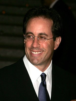 Jerry Seinfeld Vanity Fair Party Tribeca Film Festival - 4/26/2006