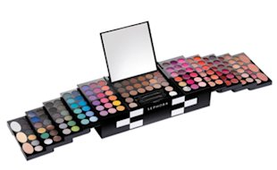 Color Daze Blockbuster, $50, Sephora.com
