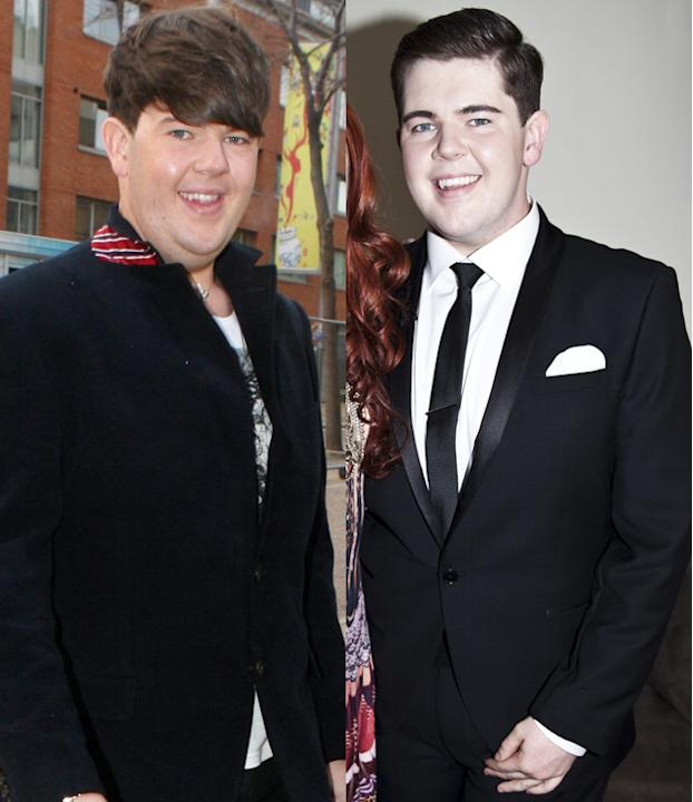 Craig Colton weight loss: The X Factor finalist embarked on a slimming mission with the help of runs with mentor Gary Barlow and a special diet plan.