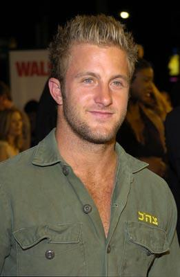 Scott Caan at the LA premiere of MGM's Walking Tall