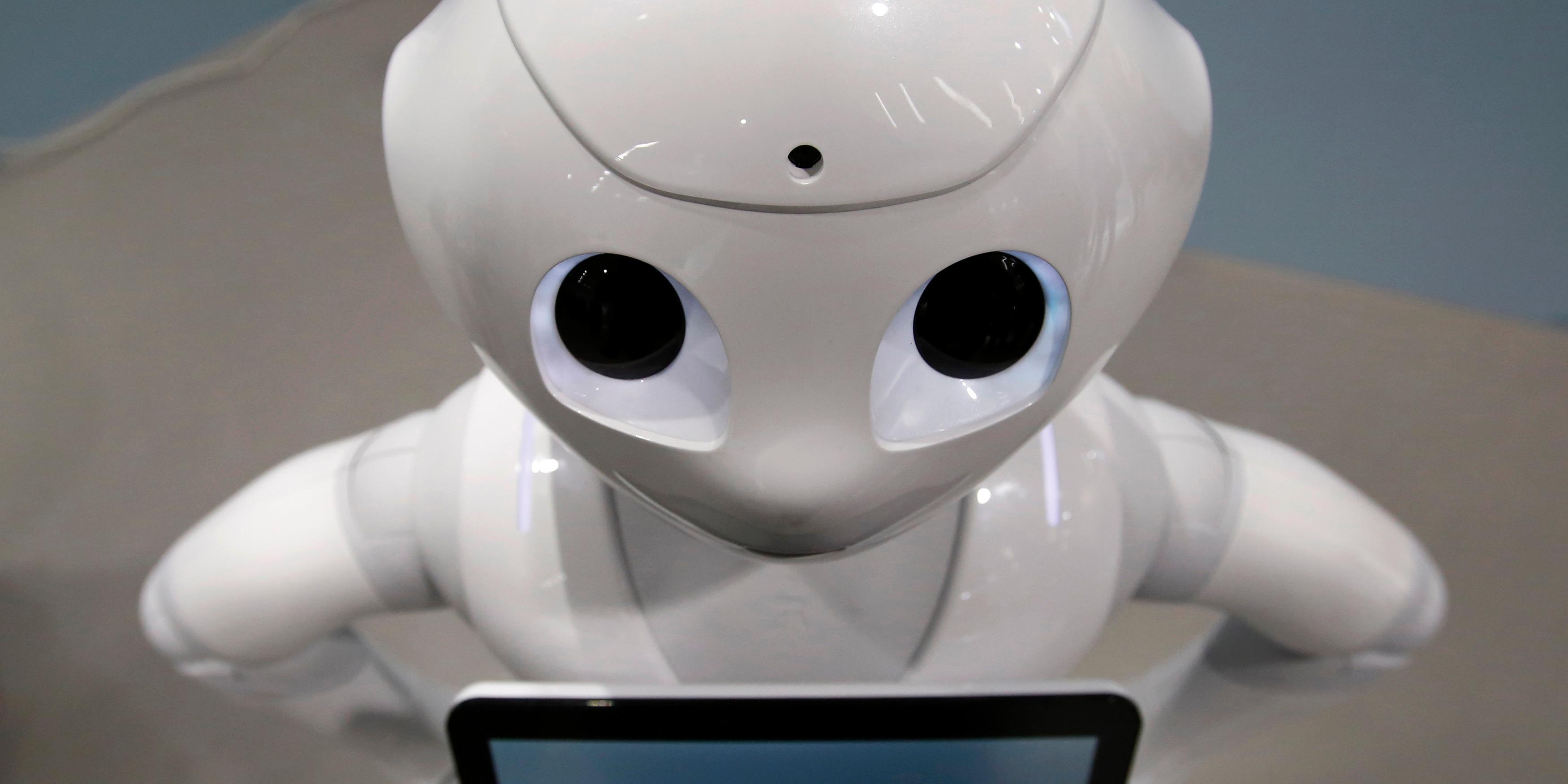 Thank God someone is now teaching robots to disobey human orders