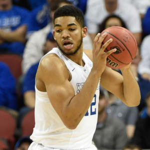 NBA mock draft: 5/20