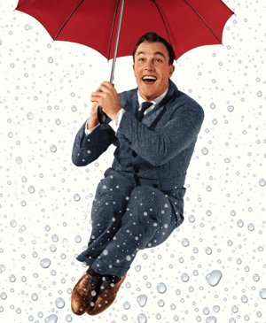 Singin' in the Rain Ultimate Collector's Edition Blu-ray Box Art