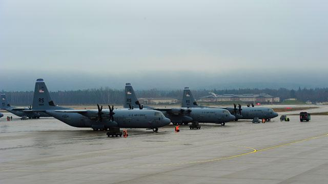 NATO Worker Accused of Espionage at U.S. Air Base