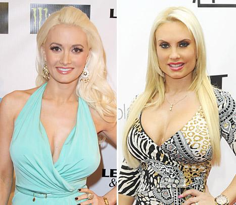 Coco Austin Replaces Pregnant Holly Madison in Las Vegas' Peepshow