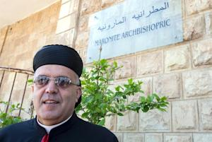 Maronite Archbishop of Haifa and the Holy Land …