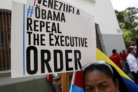 Venezuela's anti-Obama signature drive passes 6 million
