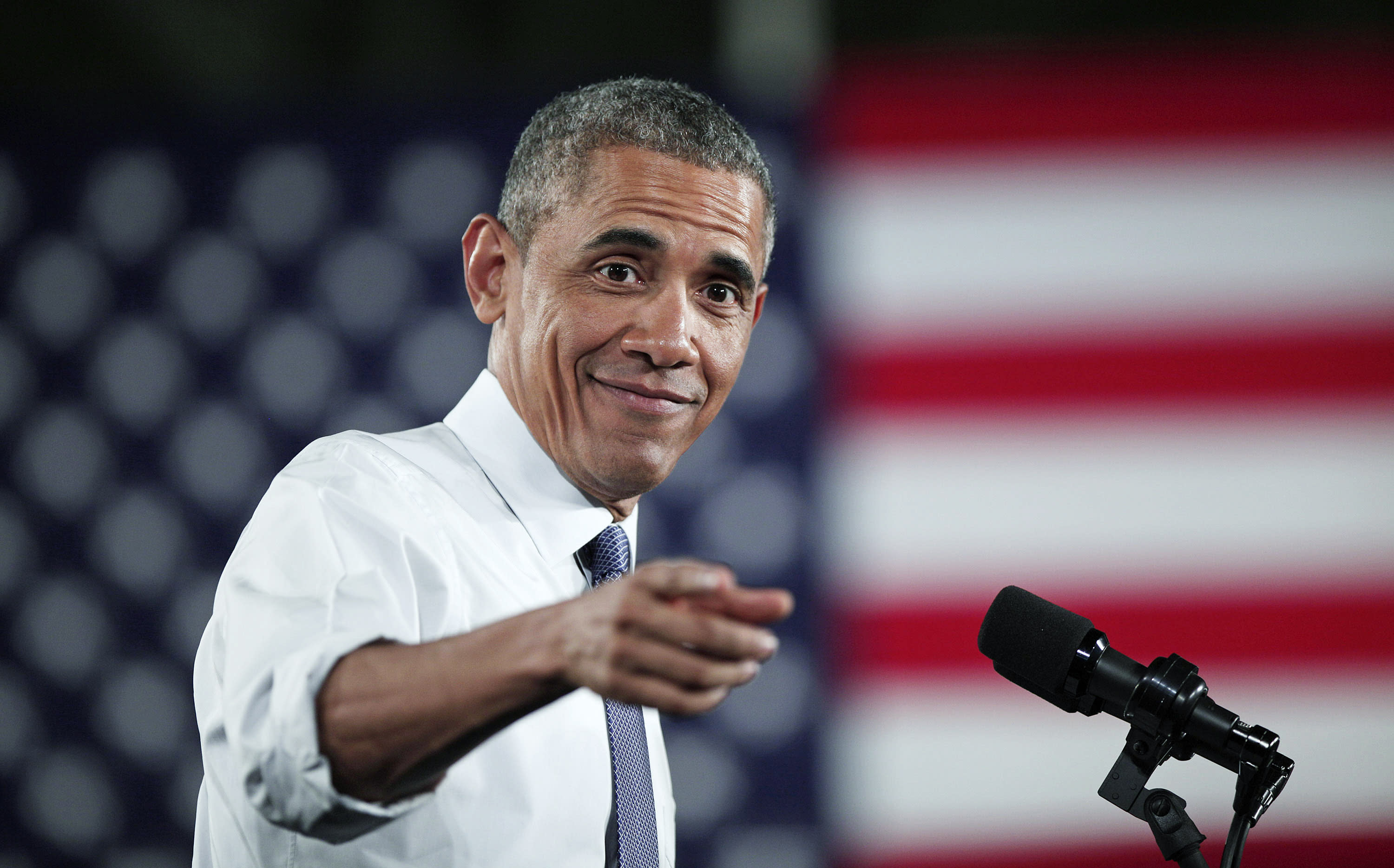 """Here's President Obama dancing to """"Hotline Bling"""" as if we need another reason to love this man"""