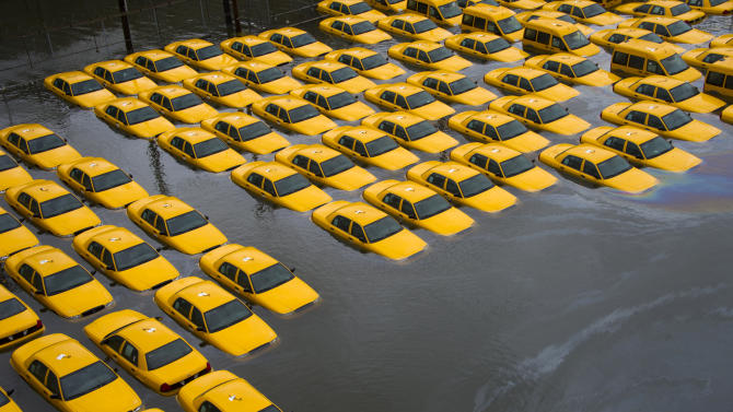 Report: Feds' warnings about Sandy were confusing