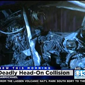 4 Dead, 2 Injured In Carmichael Crash