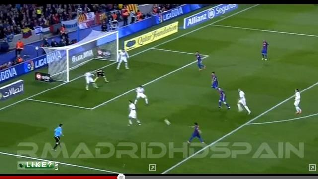 Barcelona 1-2 Real Madrid | Goles | Audio COPE | 21/04/2012 | El Clásico | All Goals