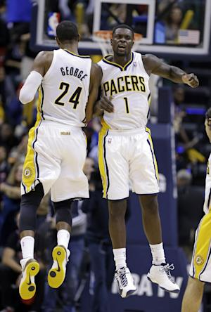 Around the NBA: Pacers, Warriors impressive early