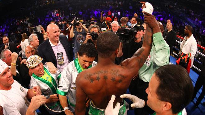 Chad Dawson Celebrates Getty Images
