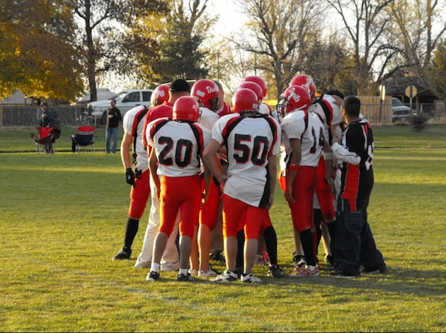 The Murtaugh football team was forced to forfeit its final four games after a rash of injures &#x002014; MurtaughRedDevils.Blogspot.com
