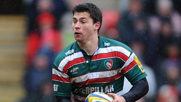 2011-12 Aviva Premiership Leicester Tigers Ben Youngs