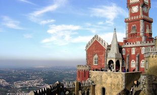 Sintra, Portugal (Courtesy of Husond/Wikimedia Commons)