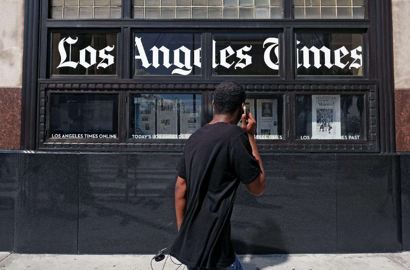 Buyouts coming at company behind Chicago Tribune, LA Times